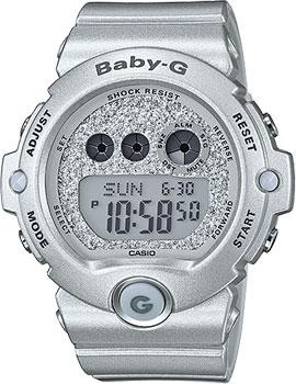 Японские наручные  женские часы Casio BG-6900SG-8E. Коллекция Baby-G