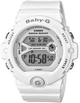 Японские наручные  женские часы Casio BG-6903-7B. Коллекция Baby-G