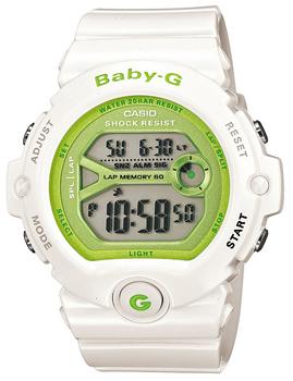 Японские наручные  женские часы Casio BG-6903-7E. Коллекция Baby-G