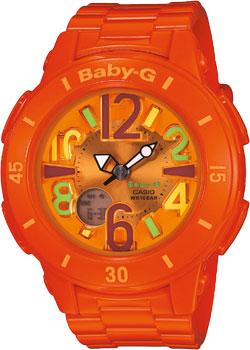 Японские наручные  женские часы Casio BGA-171-4B2. Коллекция Baby-G