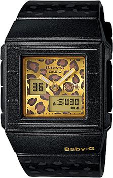 Японские наручные  женские часы Casio BGA-200KS-1E. Коллекция Baby-G
