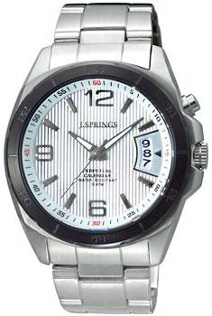 Японские наручные  мужские часы J. Springs BJC010. Коллекция Perpetual Calender
