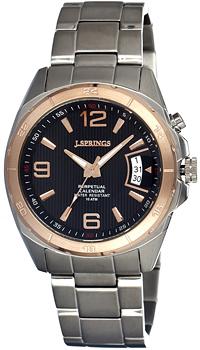 Японские наручные  мужские часы J. Springs BJC012. Коллекция Perpetual Calender