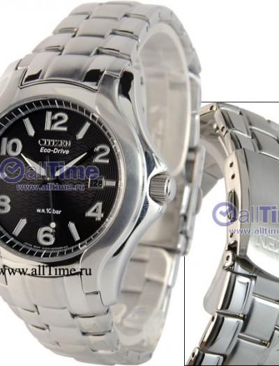 Мужские японские наручные часы в коллекции Eco-Drive Citizen