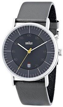 Наручные  мужские часы Braun BN0013GYGYG. Коллекция Mens