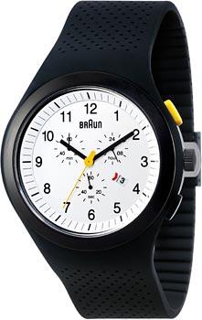Наручные  мужские часы Braun BN0115WHBKBKG. Коллекция Mens