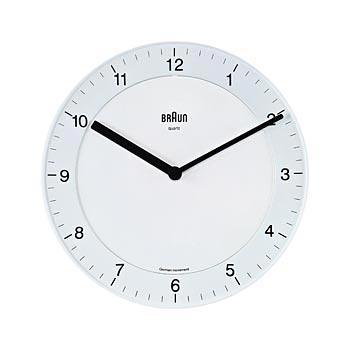 Наручные  мужские часы Braun BNC006WHWH. Коллекция Wall Clock