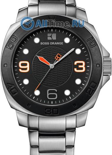Мужские наручные fashion часы в коллекции Аналоговые Boss Orange