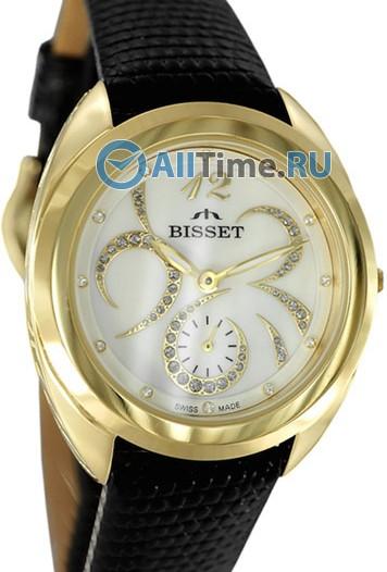 Женские наручные швейцарские часы в коллекции Modern Bisset