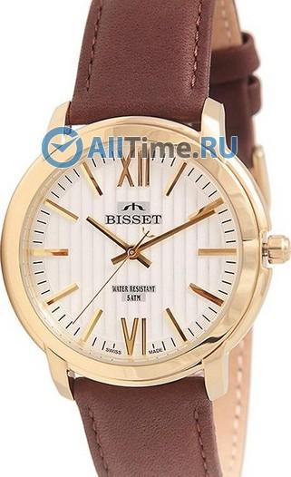 Мужские наручные швейцарские часы в коллекции Modern Bisset