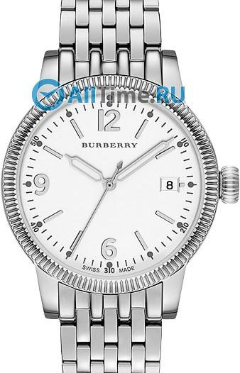 Мужские наручные швейцарские часы в коллекции Utilitarian Burberry