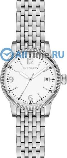 Женские наручные швейцарские часы в коллекции Utilitarian Burberry