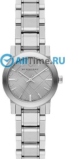 Женские наручные швейцарские часы в коллекции City Burberry