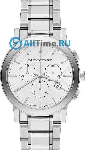Мужские наручные швейцарские часы в коллекции City Burberry
