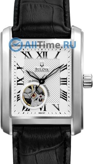 Мужские японские наручные часы в коллекции Mechanical Bulova