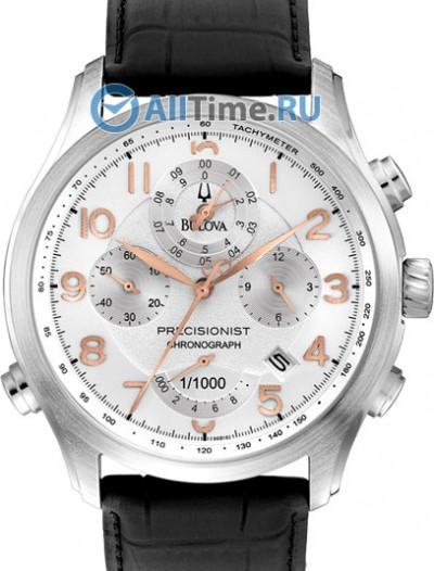 Мужские японские наручные часы в коллекции Precisionist Bulova