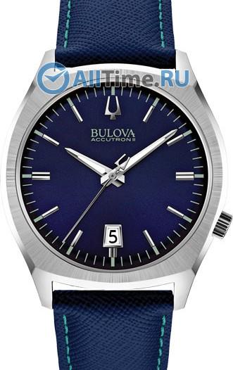 Мужские японские наручные часы в коллекции Accutron Bulova