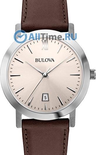 Мужские японские наручные часы в коллекции Classic Bulova