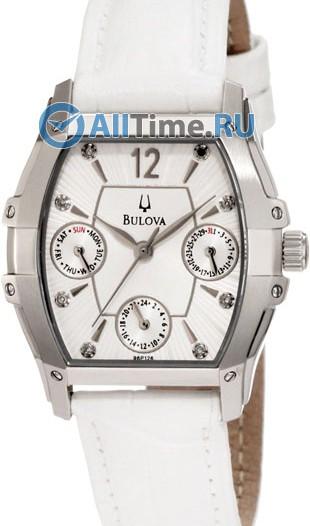Женские японские наручные часы в коллекции Diamond Bulova