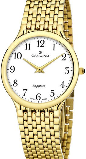 Мужские наручные швейцарские часы в коллекции Elegance Candino