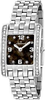 Швейцарские наручные  женские часы Candino C4433.3. Коллекция Feminine
