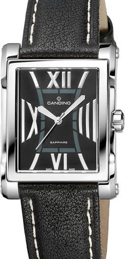 Женские наручные швейцарские часы в коллекции Elegance Rectangular Candino