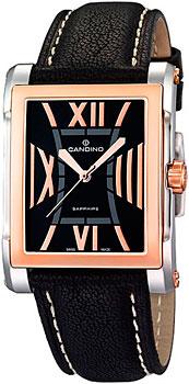 Швейцарские наручные  женские часы Candino C4438.2. Коллекция Elegance