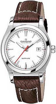 Швейцарские наручные  мужские часы Candino C4439.2. Коллекция Sportive