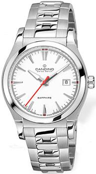 Швейцарские наручные  мужские часы Candino C4440.1. Коллекция Sportive