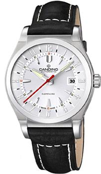 Швейцарские наручные  мужские часы Candino C4441.3. Коллекция Sportive