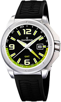 Швейцарские наручные  мужские часы Candino C4451.6. Коллекция Sportive