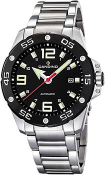 Швейцарские наручные  мужские часы Candino C4452.4. Коллекция Sportive
