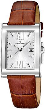 Швейцарские наручные  мужские часы Candino C4460.5. Коллекция Elegance