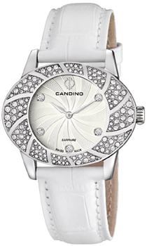 Швейцарские наручные  женские часы Candino C4466.1. Коллекция Elegance