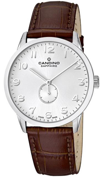 Швейцарские наручные  мужские часы Candino C4470.3. Коллекция Class