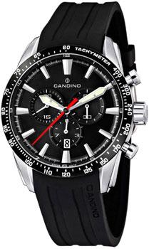 Швейцарские наручные  мужские часы Candino C4472.4. Коллекция Sportive