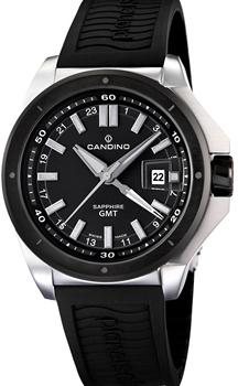 Швейцарские наручные  мужские часы Candino C4473.3. Коллекция Sportive