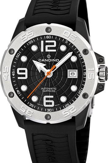 Мужские наручные швейцарские часы в коллекции PlanetSolar Candino