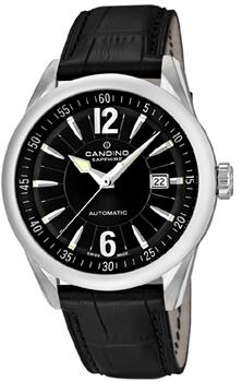 Швейцарские наручные  мужские часы Candino C4479.3. Коллекция Automatic