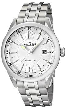 Швейцарские наручные  мужские часы Candino C4480.1. Коллекция Automatic