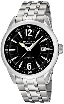 Швейцарские наручные  мужские часы Candino C4480.3. Коллекция Automatic