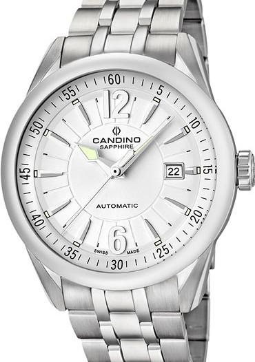 Мужские наручные швейцарские часы в коллекции Tradition Candino
