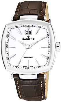 Швейцарские наручные  мужские часы Candino C4483.1. Коллекция Elegance