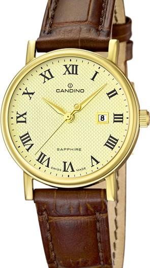 Женские наручные швейцарские часы в коллекции Classic Candino