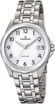 Швейцарские наручные  мужские часы Candino C4491.5. Коллекция Timeless