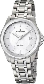 Швейцарские наручные  мужские часы Candino C4491.6. Коллекция Timeless
