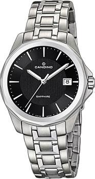 Швейцарские наручные  мужские часы Candino C4491.7. Коллекция Timeless