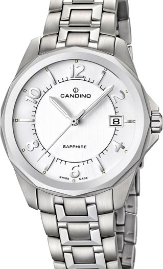 Мужские наручные швейцарские часы в коллекции Classic Candino