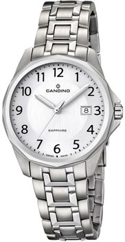 Швейцарские наручные  женские часы Candino C4492.5. Коллекция Timeless