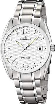Швейцарские наручные  мужские часы Candino C4493.2. Коллекция Class
